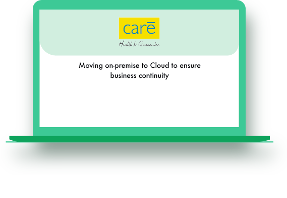 Religare Health Insurance: Moving on-premise call-center to cloud