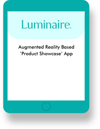 Interactive sales experiences using augmented reality