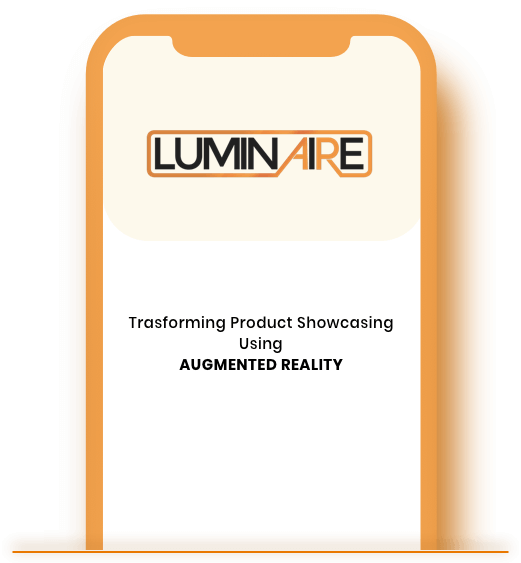 Augmented reality app for luminaire lighting solutions
