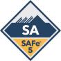 SAFe® 5 Agile logo