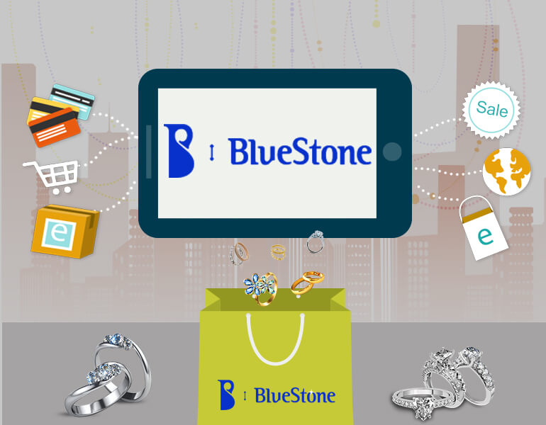 Bluestone Jewellery Mobile App Development