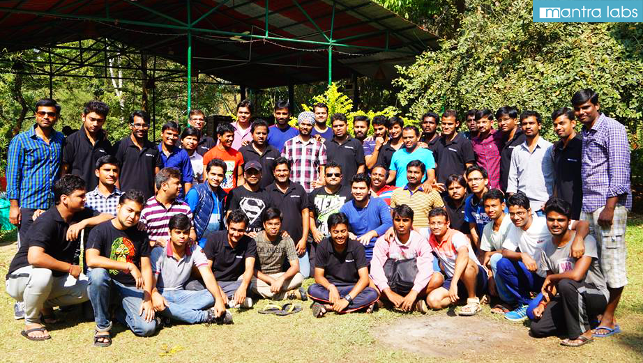 mantra lab team outing 5