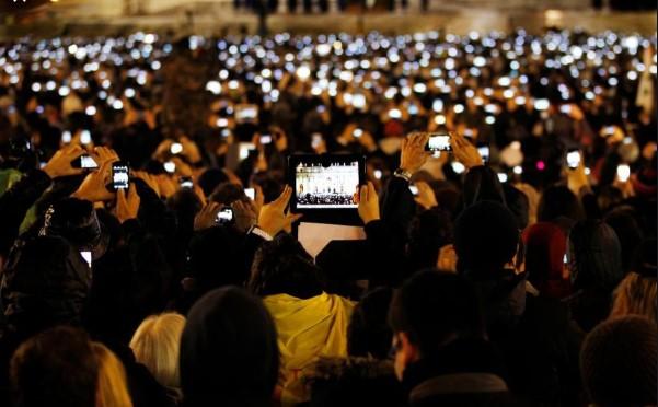 Media consumption billion screens