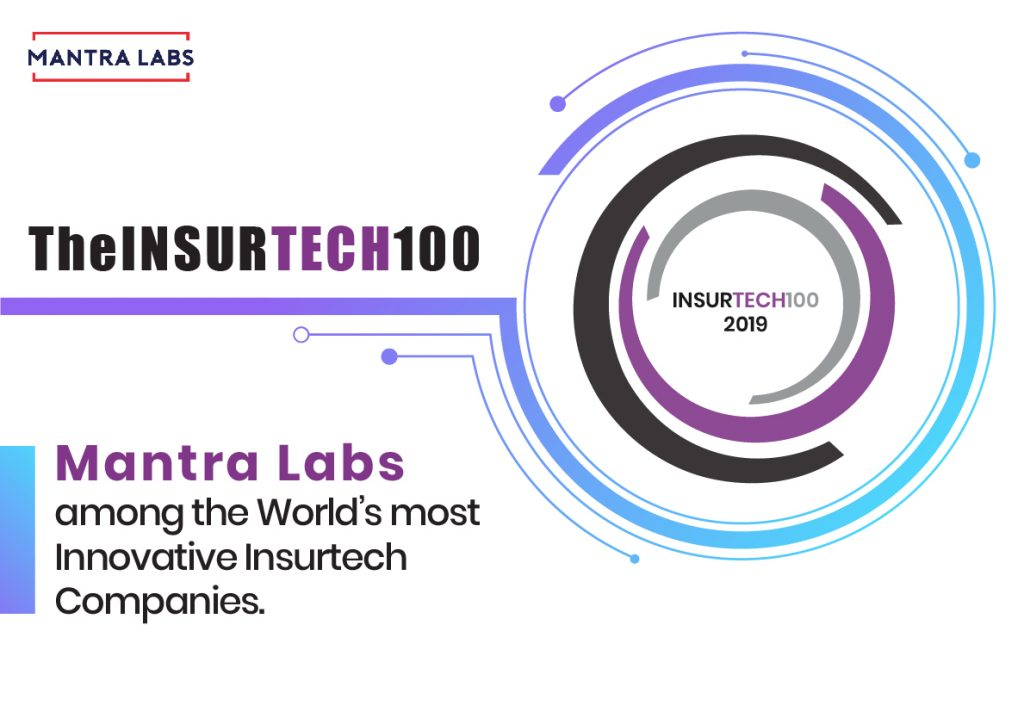 Mantra Labs is now an InsurTech100 company