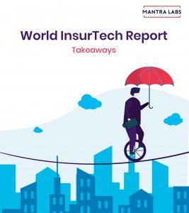 World Insurtech Report 2019 - Featured Image