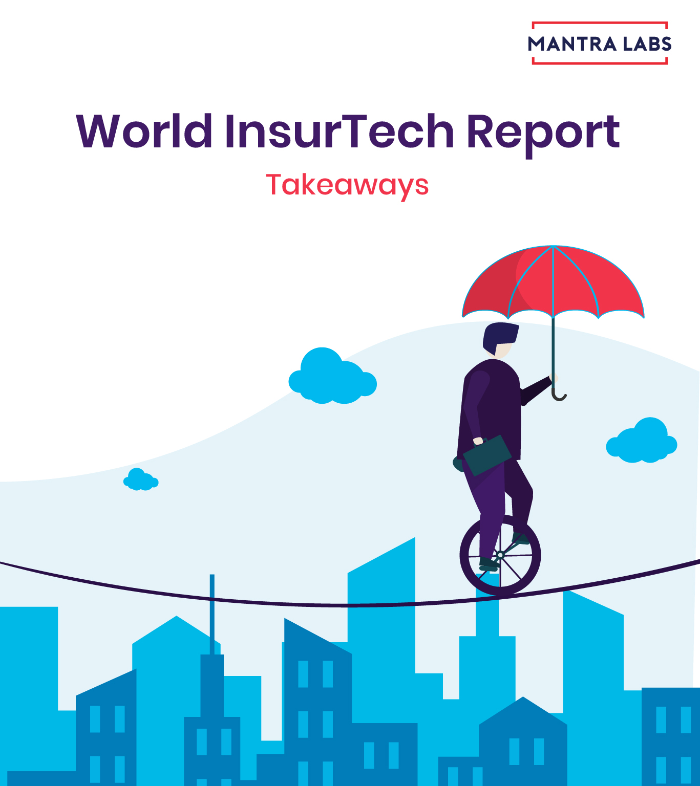 World Insurtech Report 2019 - Featured Image