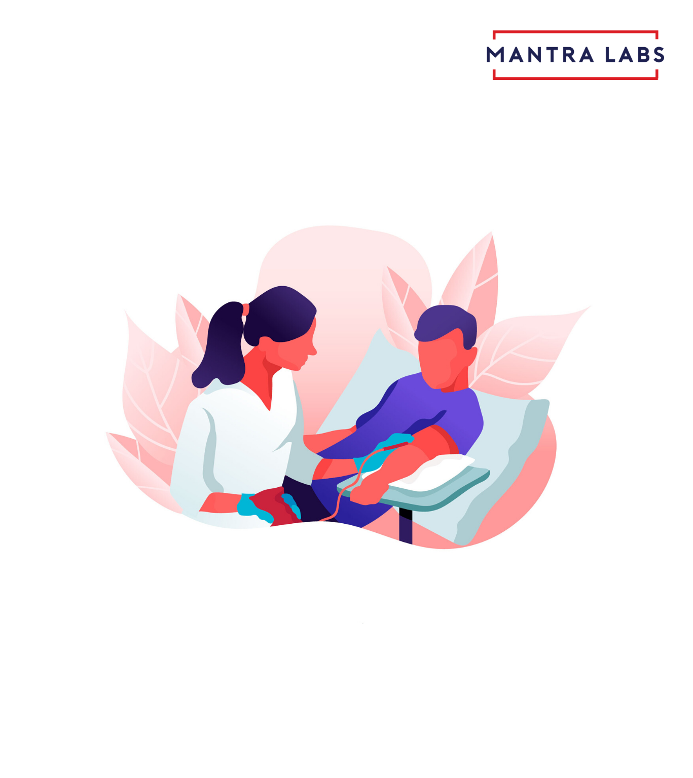 Blood donation camp at Mantra Labs Featured Image