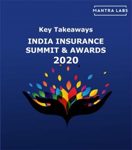 India Insurance Summit & Awards 2020 Key Takeaways