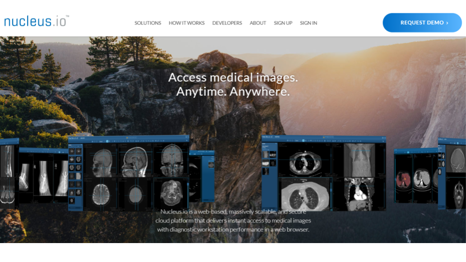 Medical Images Management - healthcare industry