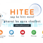 Multilingual AI chatbot with Video Calling for SMEs