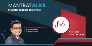 Interview Richard Roy Mendonce- Covid-19 and the Disruption in Healthcare