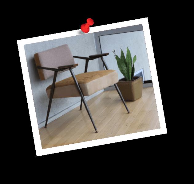 Zefo - online marketplace for refurbished furniture